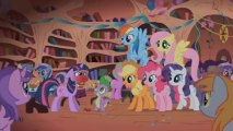 My Little Pony La Magia de la Amistad - La Magia de la Amistad, 1ra Parte