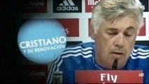 Ancelotti speaks of Cristiano Ronaldo Kaka Ibrahimovic Gareth Bale Ramos Zidane Isco