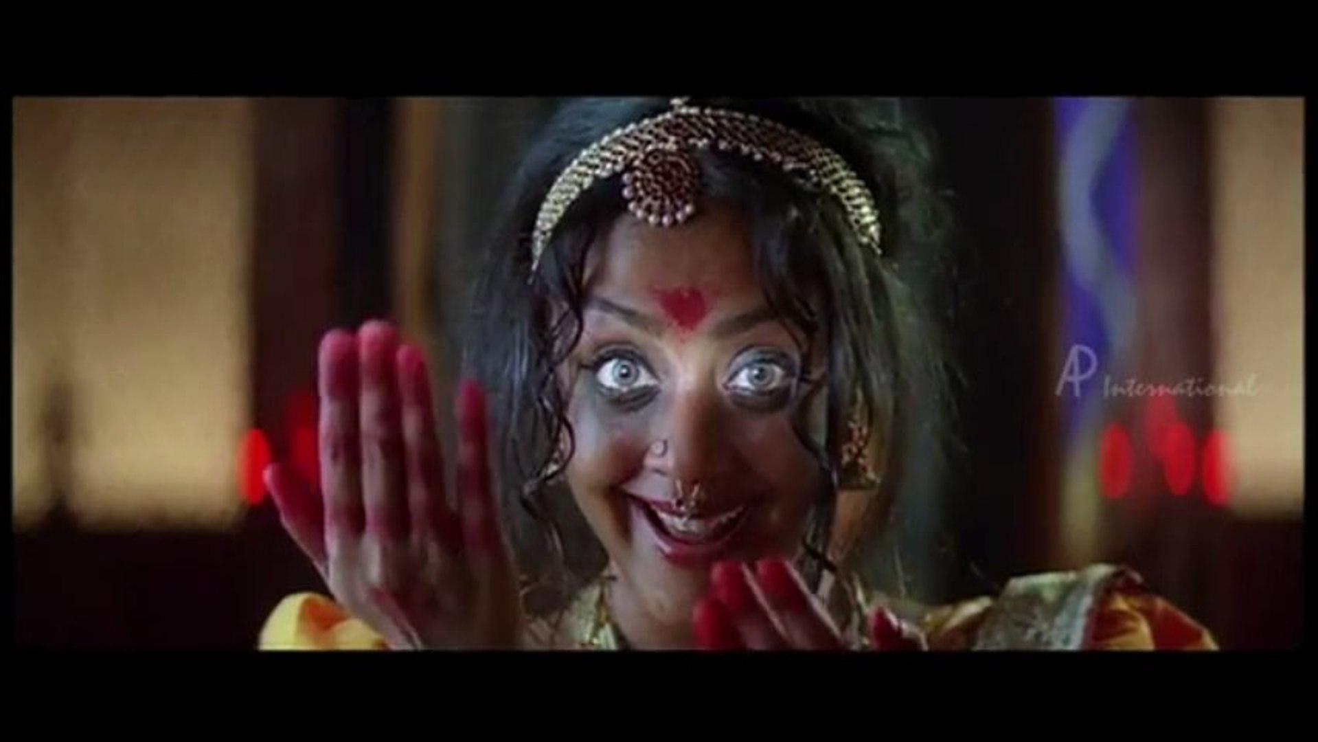 Chandramukhi Scenes Tamil
