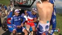 """Tour de France 2013 - Le fait du jour #20 - """"En haut du col, on voyait la Tour Eiffel"""""""