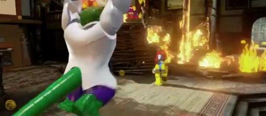 Big Figure Trailer de LEGO Marvel Super Heroes