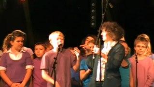 Auvers sur Oise 95 clg Daubigny Chaponval 95 ecole Concert d