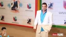 Eduardo Yañez posando para la prensa en #PJ2013