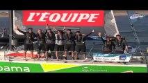 Tour de France à la Voile : Débrief avec Franck Cammas sur les parcours de Roses