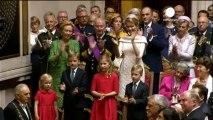 Belgio: l'insediamento di Re Filippo, l'abdicazione di...