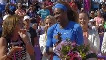 WTA Basta, Serena trionfa nell'Open Svedese