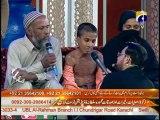 11th Iftari Rah e Naiki Part 2 in Amaan Ramazan with Aamir Liaquat 1434h 21-7-2013