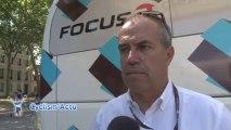 """Tour de France 2013 - Vincent Lavenu : """"Ce Tour est le Number One pour moi"""""""