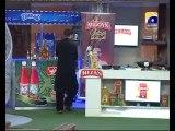 11th Iftari Ishaiya Part 2 in Amaan Ramazan with Aamir Liaquat 1434h 21-7-2013