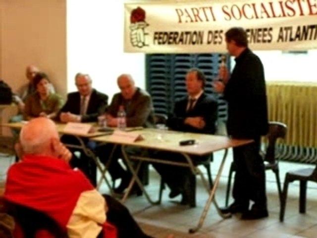 Michel Minvielle parti socialiste