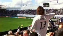 Steve Nash PUMPS UP Vancouver Whitecaps FC Fans!
