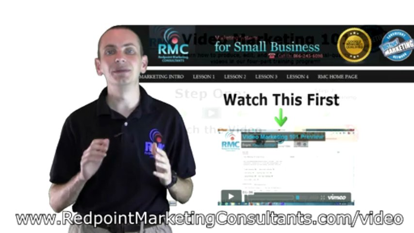 Video Marketing Training Course — Video Marketing Tips