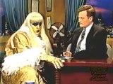 Goldust on Late Night w/ Conan O'Brien - 3/21/96