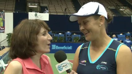 World TeamTennis Interview: Liezel Huber July 19, 2013