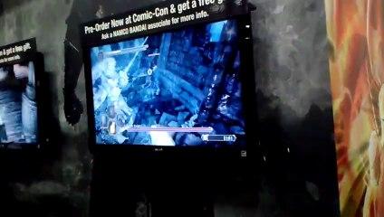 Mirror Knight Boss Battle Leaked Footage de Dark Souls 2