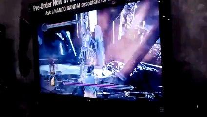 Mirror Knight Boss Battle Leaked Footage partie 2 de Dark Souls 2