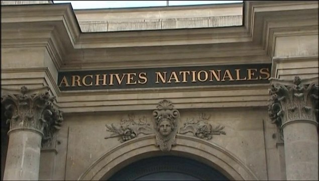 Le nouveau site des Archives nationales à Pierrefitte-sur-Seine (Seine-Saint-Denis/93)