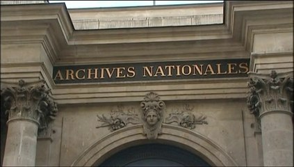 Le nouveau site des Archives nationales à Pierrefitte-sur-Seine (Seine-Saint-Denis/93)