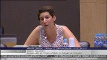TRAVAUX ASSEMBLEE 14EME LEGISLATURE : Audition de Marion Bougeard, conseillère en communication au cabinet de Jérôme Cahuzac