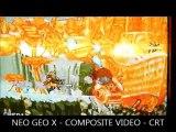 Neo Geo X Gold - Gaming Live - NEOGEO X Versus AES / MVS