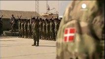 Afghanistan, iniziato il ritiro dei soldati danesi