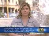 María Corina Machado deberá comparecer ante comisión especial el 31 de julio
