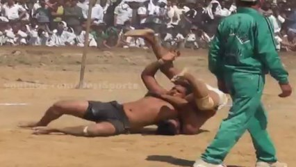 Kabaddi Best Raider Highlights  06 - Desi Sports