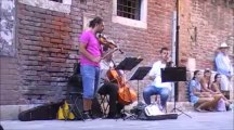 27 ans & 7 jours à Venise - Des touristes et des Vénitiens
