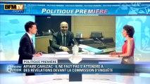 Politique Première: Cahuzac a agacé la commission d'enquête - 24/07