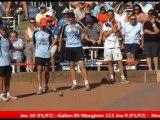 Club des 8 pour Saint-Vulbas, Championnat de France Quadrettes, Sport-Boules, Thonon-Evian 2013