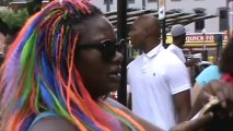 BLACK WOMAN REFUSES TO BELEIVE HATE IS IN THE BIBLE - HEBREW ISRAELITES