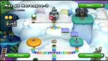 Wii U Super Luigi U Gameplay parte 7