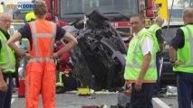 Dodelijk ongeval op N33 - RTV Noord
