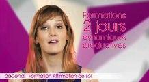 Formation affirmation de soi - DOCENDI - 2 jours - tel :01 53 20 44 44 Formation Affirmation de soi à Lyon.