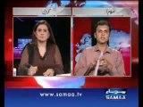 Alleged Tape of Hamid Mir - 1 (Tonight with Jasmeen, May 23, 2010 Samaa TV)