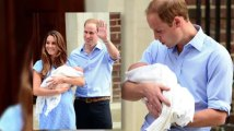 Royal Baby Named Prince George Alexander Louis of Cambridge