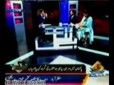 Ejaz Haider on Zaid Hamid (Bay Laag Capital TV )