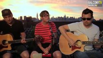 HAWTHORNE HEIGHTS - GOLDEN PARACHUTES (BalconyTV)