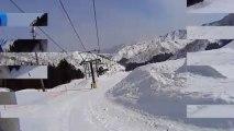 【スノーボード】2013.3.7 神立高原スキー場