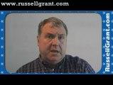 Russell Grant Video Horoscope Aquarius July Thursday 25th 2013 www.russellgrant.com