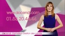 Formation gestion des conflits -DOCENDI- 2 JOURS - Tel: 01.53.20.44.44 Formation Gestion des conflits à Lyon
