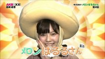 130718 AKB to XX! ep39 Melon Paruru san