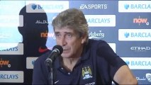 Manchester City's Manuel Pellegrini reacts to Asian Trophy victory over South China - video