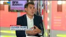 Olivier Faure, député socialiste de Seine et Marne dans Le Grand Journal - 24 juillet 5/6