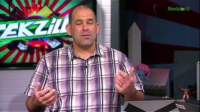 Leap Motion Review! Chromecast: Google's $35 HD Stick.  $300 3D Printer: Five Things We Learned, Kill Flash Forever, New Nexus 7! - Tekzilla
