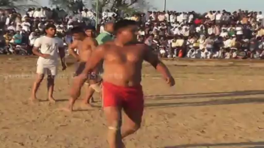 Kabaddi Full Match 05 - Desi Sports