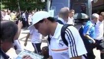 Hilton Lyon Cristiano Ronaldo Isco Ancelotti Zidane Real Madrid