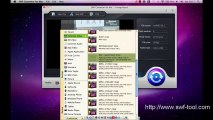 Guidance on How to Use SWF Converter Mac to Convert SWF to Common Video/Audio Formats