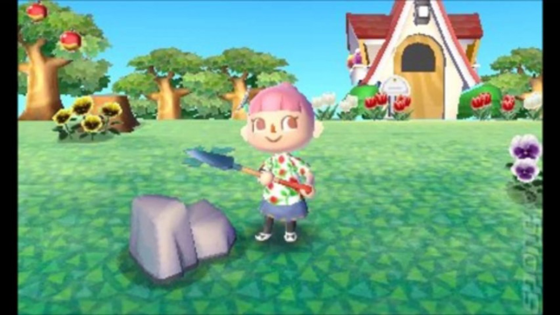 Animal Crossing New Leaf Nds N3ds Rom Download Video Dailymotion