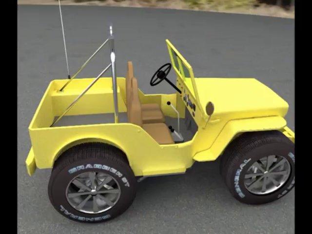 Jeep construction